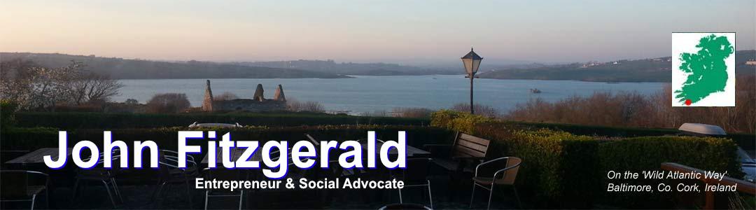 John FitzGerald - Social Entrepreneur & Advocate